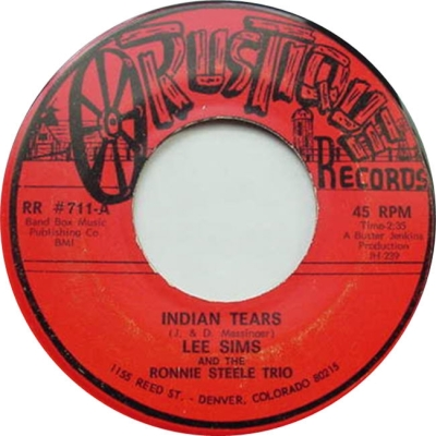 Rustique 711 - Sims, Lee - Indian Tears