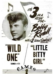 Rydell, Bobby - 01-60 - Wild One