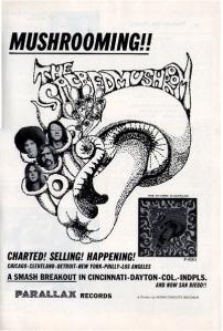 Sacred Mushroom - 1969 CB - Mushrooming