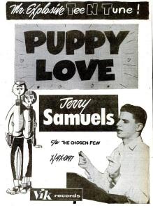Samuels, Jerry - 04-56 - Puppy Love