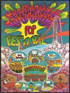 San Francisco Pop Festival - Alameda County