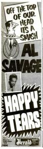 Savage, Al - 02-57 - Happy Tears