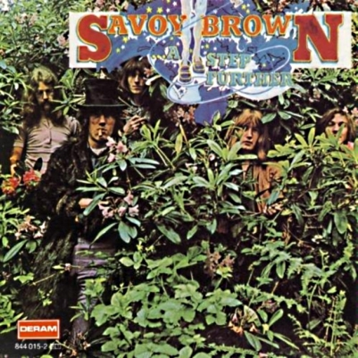 Savoy Brown - Parrot - A Step Further