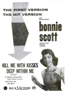 Scott, Bonnie - 05-57 - Kill Me With Kisses