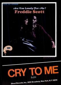 Scott, Freddie - 03-67 - Cry to Me