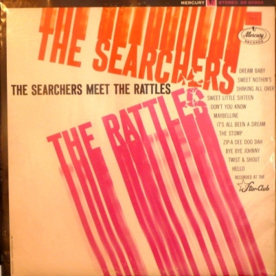 Searchers & Rattles - Mercury - Meet