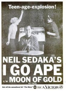 Sedaka, Neil - 01-59 - I Go Ape