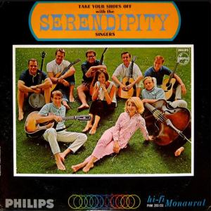 Serendipity - Philips 200-151 - Serendipity Singers - Take Your Shoes Off