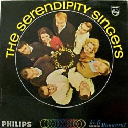 Serendipity - Philips 200-180 - Serendipity Singers