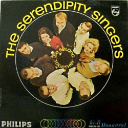 Serendipity - Philips 200-180 - Serendipity Singers