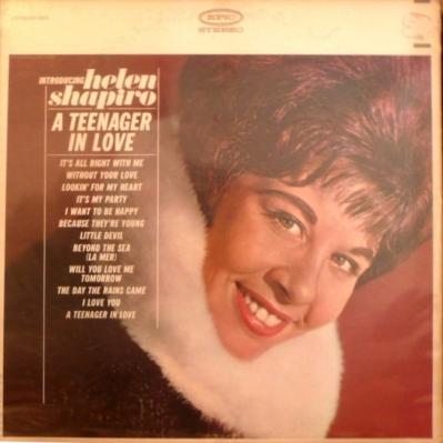 Shapiro, Helen - Epic - A Teenager in Love