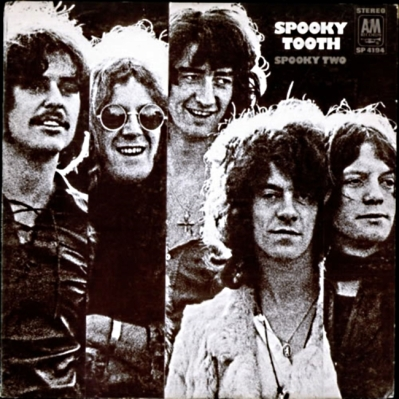 Spooky Tooth - A&M - Two