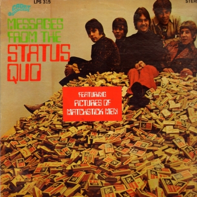 Status Quo - Cadet Concept - Messages From
