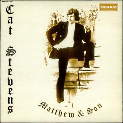 Stevens, Cat - Deram - Mathew & Son 1 LP
