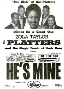 Taylor, Zola - 04-57 - He's Mine