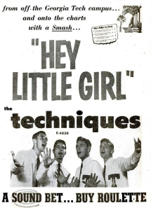 Techniques - 11-57 - Hey Little Girl