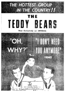 Teddy Bears - 01-59 - Oh Why
