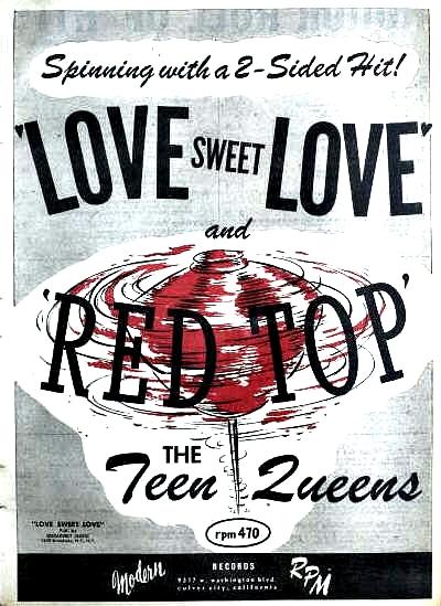 Teen Queens - 09-56 - Love Sweet Love