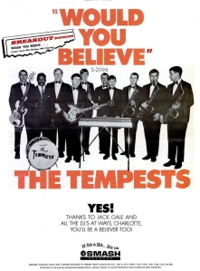 Tempests - 09-67 - Would You Believe