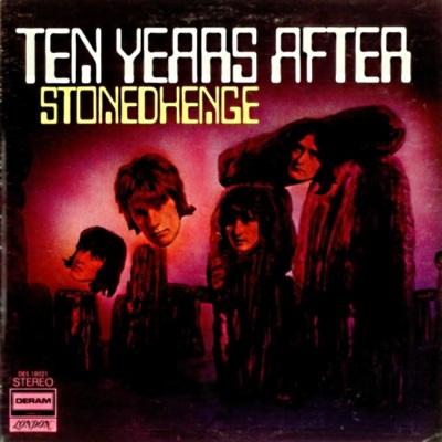 Ten Years After - Deram - Stonedhenge