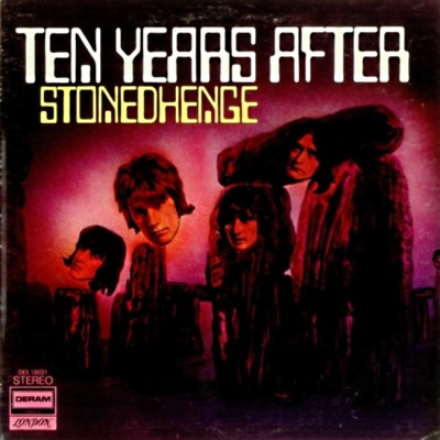 Ten Years After - Deram - Stonedhenge