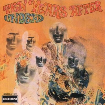 Ten Years After - Deram - Undead