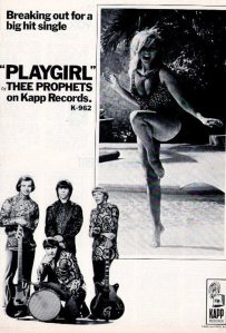 Thee Prophets - 1969 BB - Playgirl