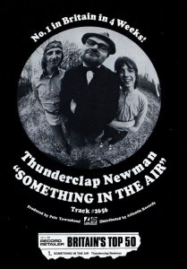 Thunderclap Newman - 1969 CB - Something in the Air