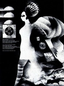TIME - 1968 CB - Ad