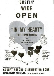 Timetones - 04-61 - In My Heart
