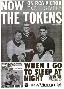 Tokens - 06-61 - When I Go to Sleep at Night