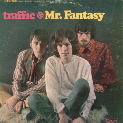 Traffic - United Artists - Mr Fantasy