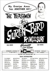 Trashmen - 12-63 - Surfin Bird