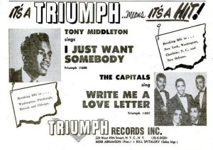 Triumph Records - 01-59 - Means Its a Hit