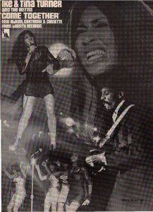 Turner, Ike & Tina - 1968 BB - Come Together