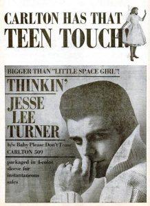 Turner, Jesse Lee - 04-59 - Thinkin