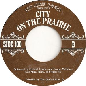 Twin Spruce 100 - Crowley, Michael - City on the Prairie