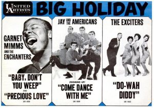 United Artists - 12-63 - Big Holiday