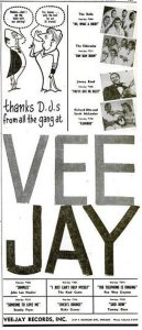 Vee Jay Records - 11-56 - Thanks DJs