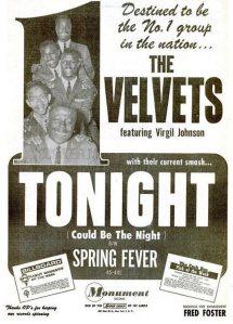 Velvets - 05-61 - Tonight