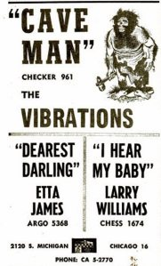 Vibrations PLUS - 09-60 - Cave Man