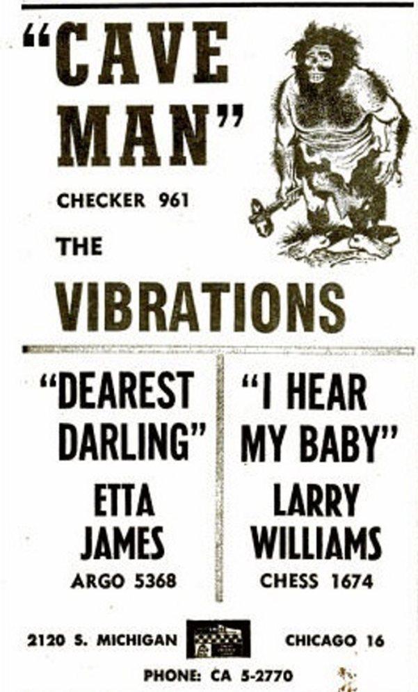 Vibrations PLUS - 09-60 - Cave Man