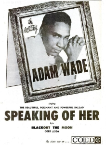Wade, Adam - 08-60 - Speaking of Her