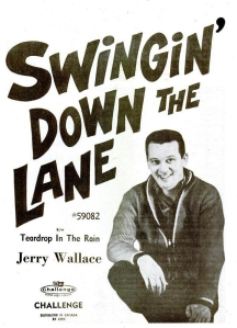 Wallace, Jerry - 07-60 - Swinging Down the Lane