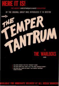 Warlocks - 1965 CB - Temper Tantrum