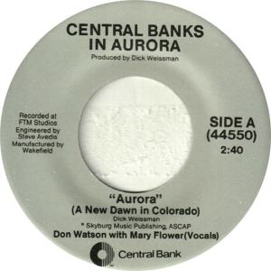 Watson, Don & Flowers, Mary - FTM 44550 - Aurora a New Dawn