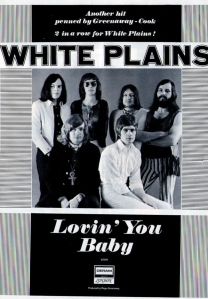 White Plains - 1970 CB - Lovin You Baby