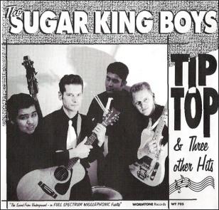 Wormtone 705 - Sugar King Boys