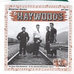Wormtone 707- Hawoods - EP PS