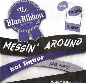 Wormtone 708 - Blue Ribbon Boys